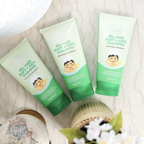 Foto Produk Shampoo anak Cantiqa Kemiri bayi newborn aman lebat tidak pedih dimata dari NadiaCantiqaKemiri
