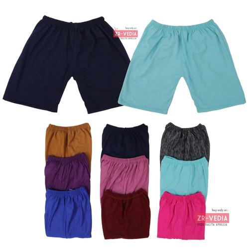 Foto Produk Celana Short Anak TK & SD Polos / Model Celana Ketat Dalaman Anak - Anak TK dari ZR-Vedia