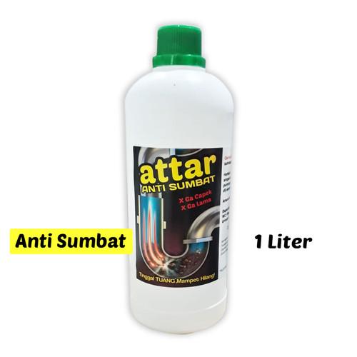 Foto Produk ATTAR Anti Sumbat untuk Saluran Mampet - 1 Liter dari Tasneem