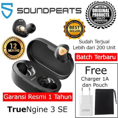 Foto Produk Soundpeats TRUENGINE 3 SE True Wireless Headset Bluetooth 5.0 APTX TWS - Garansi 12 Bln dari Soundpeats Authorized
