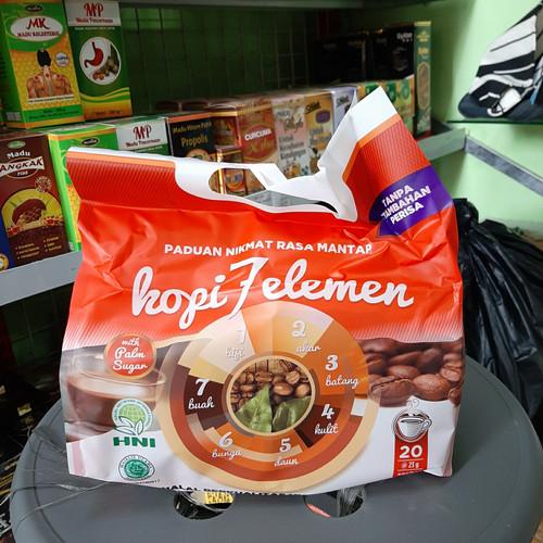 Foto Produk KOPI 7 ELEMEN (Seven ElemenCoffee) HPAI/HPA Kopi Herbal - Kopi Sevel dari Nayla Agency
