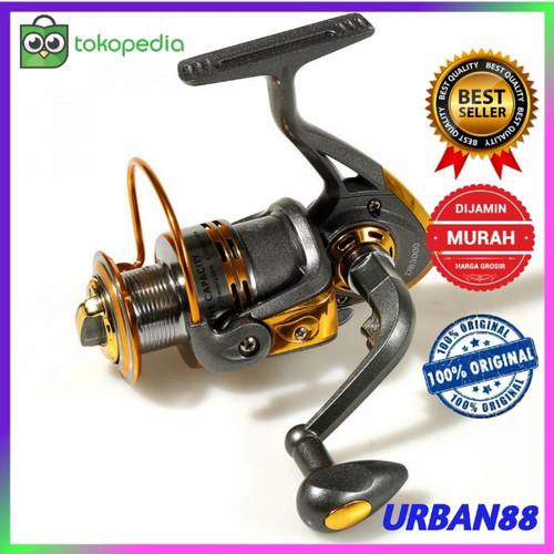 Foto Produk Debao Reel Pancing Gulungan Metal 10 Ball Bearing DB3000A dari URBAN88