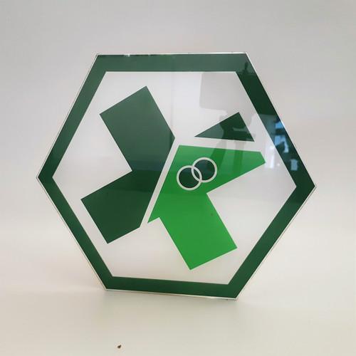 Foto Produk Logo Puskesmas Akrilik dari Syafana