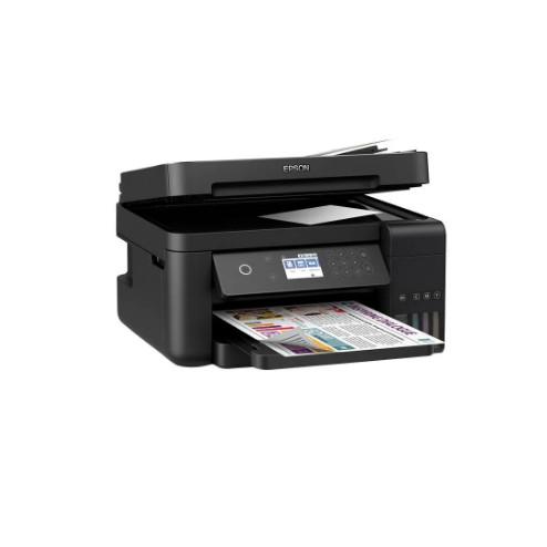 Foto Produk Printer Epson L6160 L 6160 All in One Wifi Duplex pengganti Epson L605 dari PojokITcom Pusat IT Comp