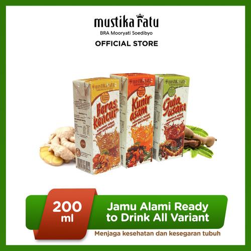 Foto Produk [Mustika Ratu] Jamu Alami Ready to Drink All Variant dari Mustika Ratu