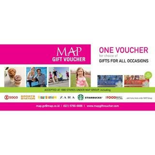 Foto Produk Promo Gift Map seratus dari PremiumStarStore