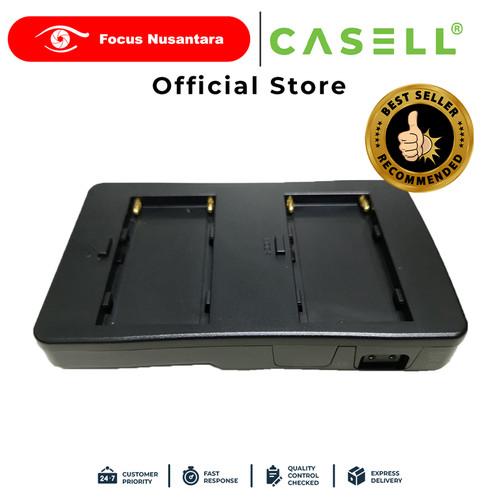 Foto Produk CASELL NP-F Transverter to V-Mount (F550 Transverter to BP-150WS) dari Focus Nusantara