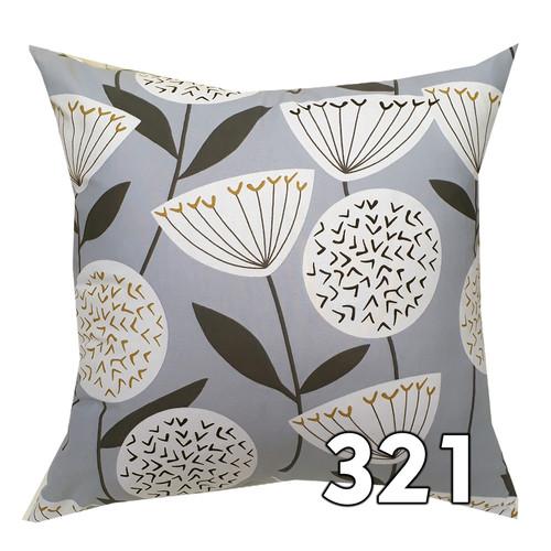 Foto Produk 40 x 40 cm Cushion Cover / Sarung Bantal Sofa Motif dan Murah dari pondok aren shop