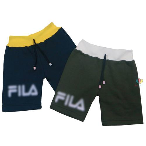 Foto Produk Celana Sport Branded Anak 1-2 Tahun / Babyterry Adem Pendek Laki Cewek - Cewek dari Kios Balita Fawa