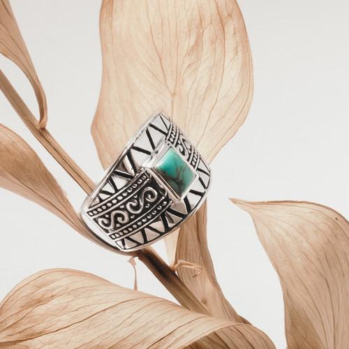 Foto Produk Cincin Silver Band Ring Koleksi Batur / R.850 - 5 dari Sunaka Jewelry
