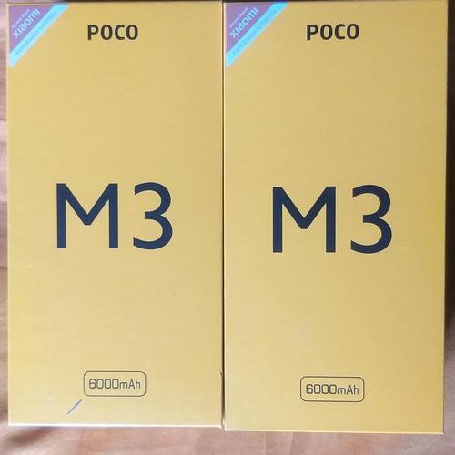 Foto Produk Xiaomi Poco M3 4/64 Resmi dari Etan Jaya
