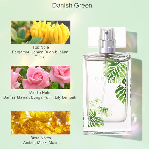 Foto Produk Miniso Official Parfum Cityscape perfume - green dari Miniso Indonesia