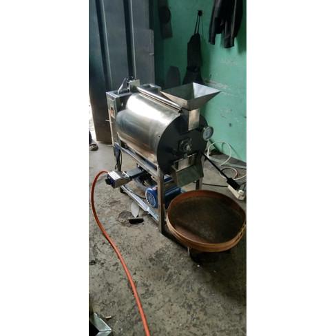 Foto Produk mesin roaster sangrai kopi kapasitas 5 kg /5000 gr dari yash mesin