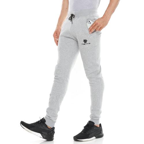 Foto Produk Tiento Celana Jogger Panjang Fleece Joger Sporty Misty Men - S dari TIENTO