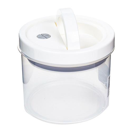 Foto Produk MINISO Kontainer Penyimpanan Sederhana PP Vacuum Dengan Tutup - 300ml dari Miniso Indonesia