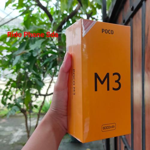 Foto Produk poco M3 ram 4 rom 64GB garansi resmi dari Ridophone