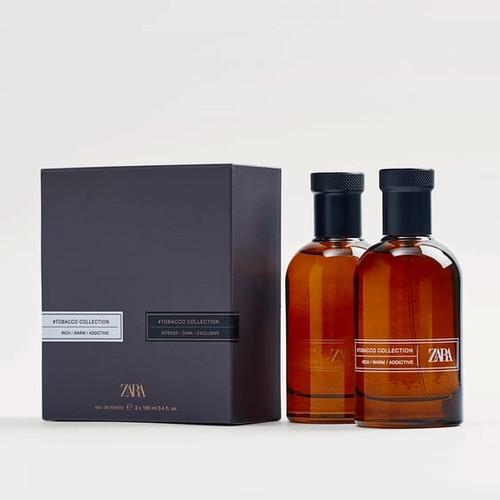 Foto Produk Original Parfum Zara Rich Warm dan Dark Exclusive Collection isi 2pcs dari Golden Gift Parfum