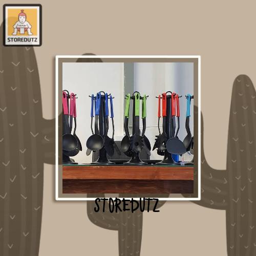Foto Produk spatula gantung / kitchen tool set 7in1 dari StoreDutz