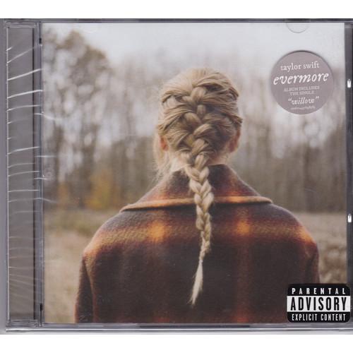 Foto Produk CD Taylor Swift - Evermore IMPORT (2020) dari web komputindo