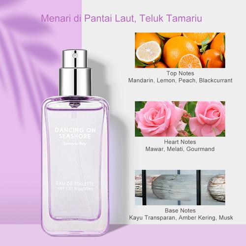 Foto Produk MINISO Parfum Wanita Pria Perfume Dancing Seashore EDT Papagayo Beach - Tamariu Bay dari Miniso Indonesia