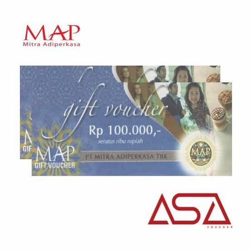 Foto Produk Map (New Edition) 100an 50an asli mitra adi perkasa dari Transbuy
