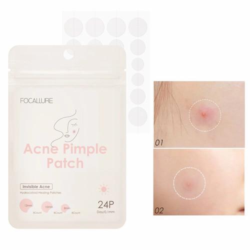 Foto Produk Focallure Acne Pimple Patch 24pcs Stiker Jerawat - Day Use dari Profitindo Shop