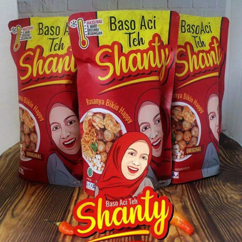 Foto Produk baso aci teh shanty dari RGA Frozen