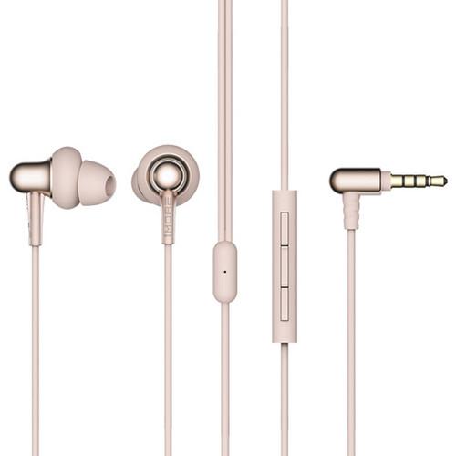 Foto Produk 1MORE Stylish Dual Dynamic In-Ear Earphones - E1025 - gold dari 1MORE Official Store