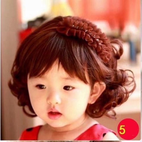 Foto Produk Rambut Palsu Wig Anak Wig Bayi - No 5 dari ISTANA SHOPING