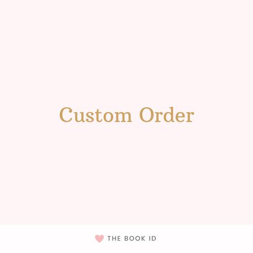Foto Produk Notebook - Custom Request dari The Book ID
