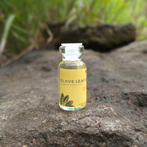 Foto Produk sampel 3 ml - minyak daun cengkeh / clove leaf oil dari pavettia essential oil