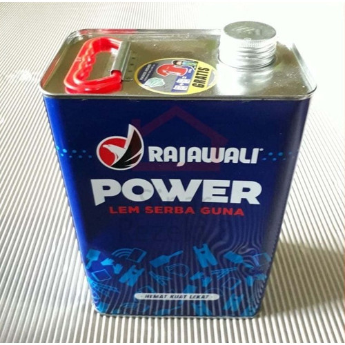 Foto Produk Lem Power Rajawali 2,5 kg GALON / Lem Kuning HPL Edging Serbaguna Kuat dari Toko Income
