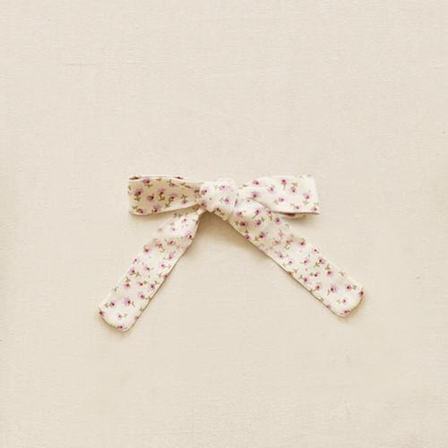 Foto Produk Ottsui - Large Bow Clip - White dari Ottsui