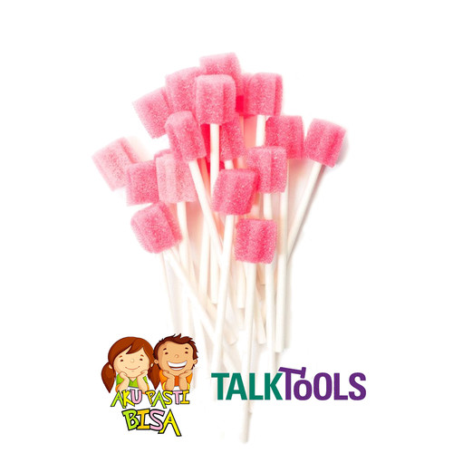 Foto Produk TALKTOOLS – Toothettes (1 pcs) dari Good Store Commerce