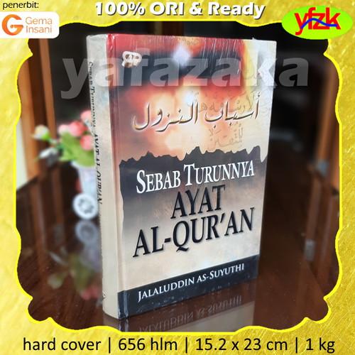 Foto Produk Buku Asbabun Nuzul: Sebab Turunnya Ayat Al-Quran dari Yafazaka