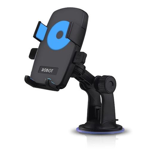 Foto Produk Robot RT-CH01 360 Rotatable Car Stent Car Holder Robot CH 01 dari PojokITcom Pusat IT Comp