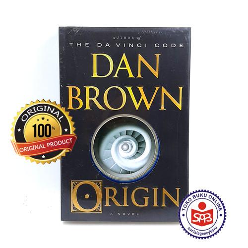 Foto Produk Origin - Dan Brown dari Social Agency Baru