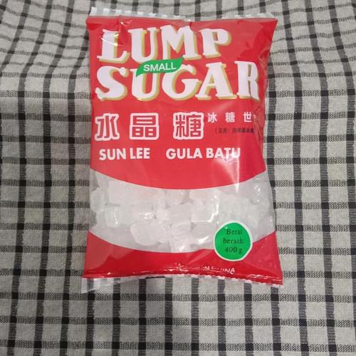 Foto Produk lump sugar 400 gr/ gula batu dari SUNLIPING