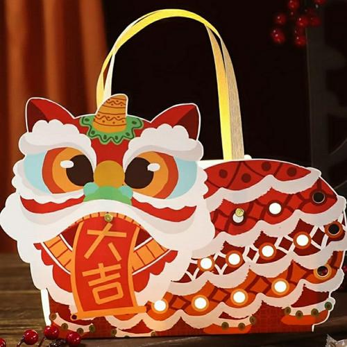 Foto Produk Box Imlek / Chinese New Year / Natal Christmas cocok utk hamper dari Hello Maddie