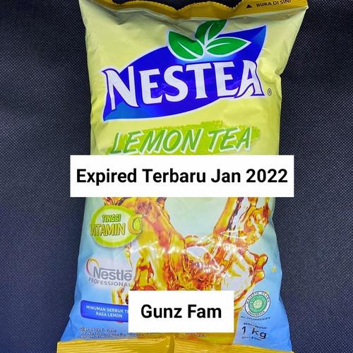 Foto Produk Nestea Lemon Tea 1KG READY GOJEK LANGSUNG KIRIM dari Gunz Fam