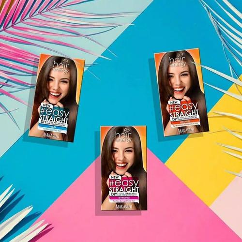 Foto Produk Makarizo Hair Energy Easy Straight 120ml - MEDIUM dari dyfa bandung