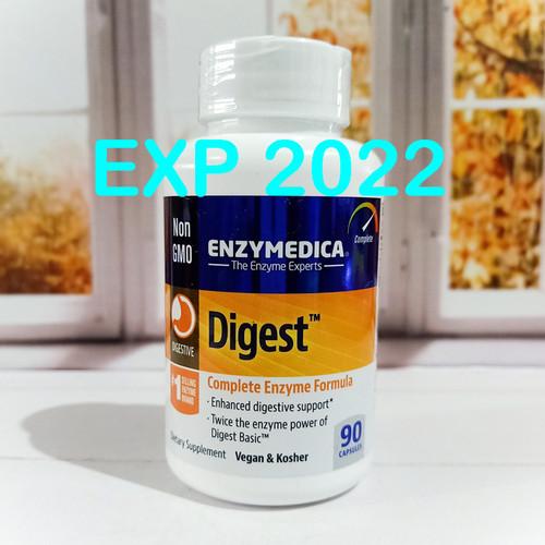 Foto Produk Enzymedica Digest Complete Enzyme Formula isi 90 Capsules dari beautysta