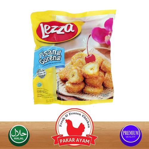 Foto Produk LEZZA PISANG GORENG KRISPI KEMASAN PREMIUM HIGH QUALITY dari Pakar Ayam