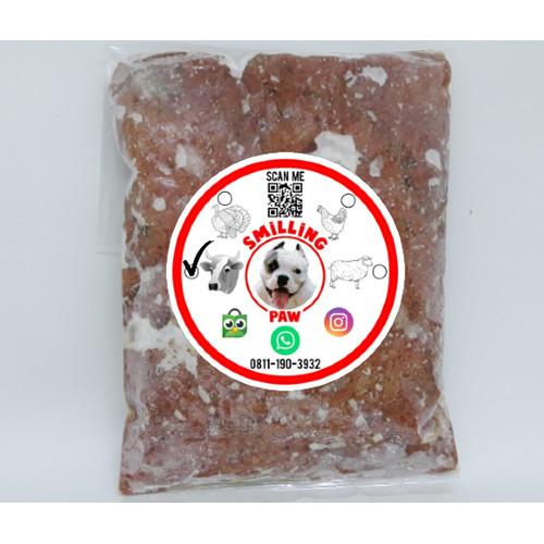 Foto Produk Raw Food Mix Beef dari Smilling Paw