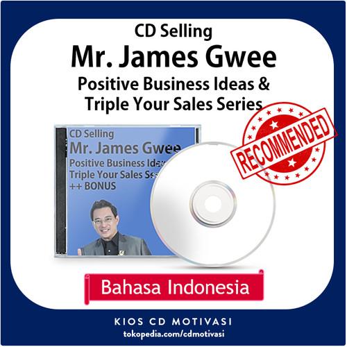 Foto Produk CD Selling James Gwee Terlengkap Termurah dari Kios CD Motivasi