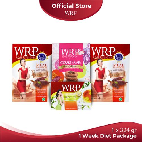 Foto Produk WRP 1 Week Diet Package dari WRP SHOP