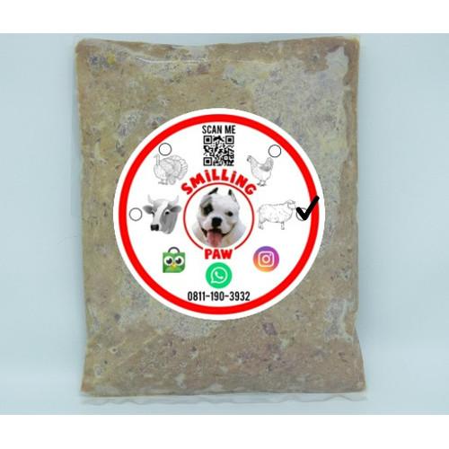 Foto Produk Raw Food Mix Lamb dari Smilling Paw