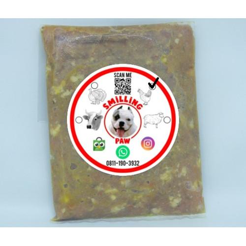 Foto Produk Raw Food Mix Chicken dari Smilling Paw