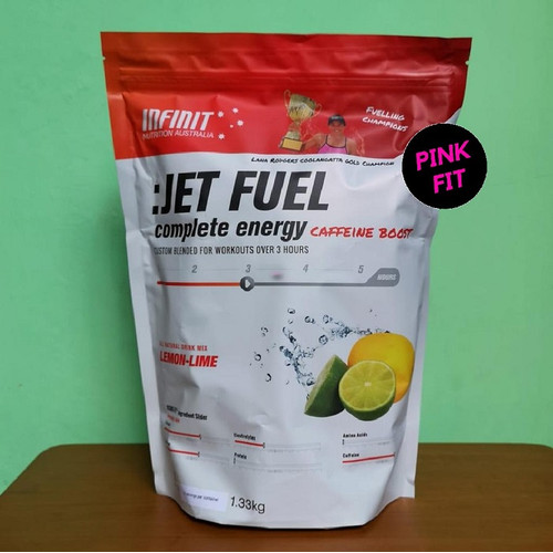 Foto Produk Infinit Jet Fuel dari Pink Fit