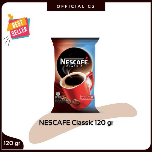 Foto Produk NESCAFE CLASSIC VENDING ID 120GR dari TOKO C2